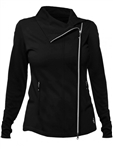 JoFit Lifestyle Jet Set Jacket Black