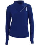 JoFit Lifestyle Jumper Jacket Blue Depth