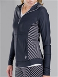 JoFit Evolution Jacket - Diagonal Stripe