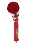 Loudmouth Fairway Headcover - Red Tooth