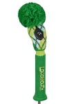 Loudmouth Knit Hybrid Headcover - A Tisket A Tasket