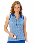 Nancy Lopez Dream Sleeveless Polo