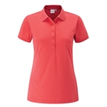 PING Sumner Short Sleeve Golf Polo - Cayenne