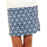 Golftini Flirtini Twist Performance Golf Skort