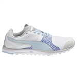 Puma Women's FAAS XLite Golf Shoe White/Ultramarine