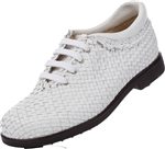 Aerogreen Messina Ladies Golf Shoe - White