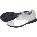 Sandbaggers Audrey Gray Golf Shoe