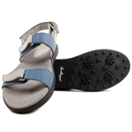 Sandbaggers Lola Royal Blue Golf Sandal