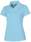 Sunice Jacqueline Cooliite Golf Polo - Aquarius