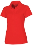 Sunice Jacqueline Coollite Golf Polo - Flame Scarlet