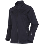 Sunice Isadora FlexVent Full Stretch Waterproof Jacket - Black