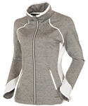 Sunice Esther Lightweight Stretch Jacket - Charcoal/White