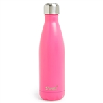S'well Insulated Stainless Steel Water Bottle - Bikini Pink