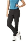 VK Sport Woven Long Golf Pant - Black Pearl