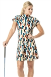 VK Sport Knit Performance Golf Dress