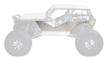 AMF Racing Axial Wraith Aluminum Side Panel Set
