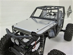 AMF Racing Axial Wraith Aluminum Hood Version 2