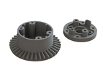 ARRMA Diff Case Set 37T Main Gear: BLX 3S