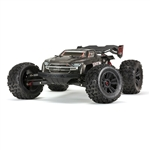 ARRMA 1/8 Kraton 4WD EXB Extreme Bash Speed Monster Truck ROLLER - Black