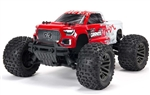 ARRMA 1/10 GRANITE 4X4 3S BLX Firma SLT3 Brushless 4WD MT RTR -  Red
