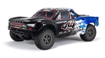 ARRMA 1/10 SENTON 4X4 3S BLX Firma SLT3 Brushless 4WD Short Course RTR  -  Black/Blue