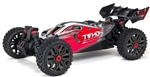 ARRMA TYPHON 4X4 3S BLX Firma SLT3 Brushless 4WD Buggy RTR - Red