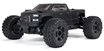 ARRMA 1/10 BIG ROCK 4X4 3S BLX Brushless 4WD MT RTR - Matte Black