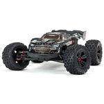 ARRMA 1/5 Kraton 4WD EXB Extreme Bash Speed Monster Truck ROLLER - Black