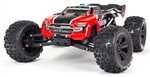 ARRMA 1/8 Kraton 6S V5 BLX RTR 4WD Speed Monster Truck - Red