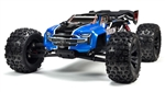 ARRMA 1/8 Kraton 6S V5 BLX RTR 4WD Speed Monster Truck - Blue