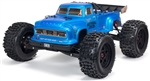 ARRMA 1/8 Notorious 6S V5 BLX RTR 4WD Stunt Truck - Blue