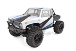 Associated CR12 Tioga Trail Truck 1/12 Scale 4x4 RTR - White and Blue