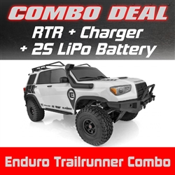 Element RC Enduro Trailrunner RTR Combo with 2S LiPo Battery and Charger