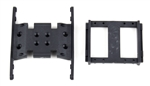 Element RC Enduro Gearbox Skidplate and Servo Mounts