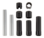 Element RC Enduro Driveshaft Set Molded Parts