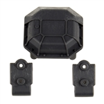 Element RC Enduro Diff Cover and Lower 4-Link Mounts (Hard)