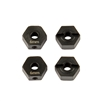 Factory Team Enduro Wheel Hexes 6mm Steel (4)