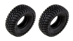 "Element RC General Grabber X3 Tires 1.9"" (2)"