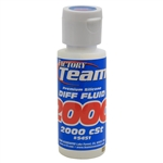 Factory Team Silicone Diff Fluid 2K cst