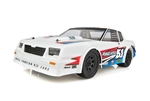 Associated SR10 Street Stock Dirt Oval RTR - White
