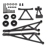 Associated DR10 Wheelie Bar Set