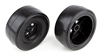 Associated DR10 Rear Wheels and Drag Slick Tires, Mounted (2)