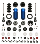 Associated 13 X 26 Shock Kit, blue
