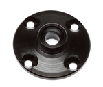 Factory Team Aluminum Gear Diff Cover, Black