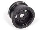 Axial 2.2 Trail Ready HD Series Beadlock w/Slim Ring - IFD Wheels Black (2pcs)