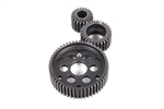 Axial  AX10 Locked Transmission - Complete Metal Gear Set - Steel (3pcs)