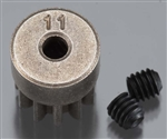 Axial Pinion Gear 32P 11T Steel 3mm Motor Shaft