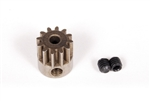 Axial Pinion Gear 32P 12T Steel 3mm Motor Shaft