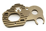 Axial XR10 Heavy Duty Gear Plate (Hard Anodized)