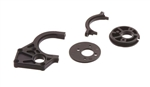 Axial 2-Speed Hi/Lo Transmission Motor Mount